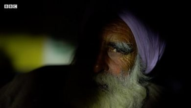 Photo of A night at India's largest farmers' protest