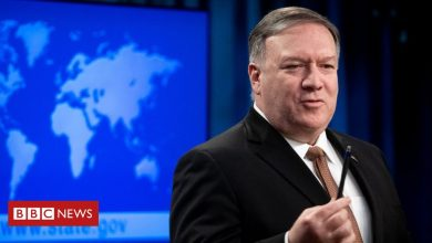 Photo of Pompeo: US to lift restrictions on contacts with Taiwan