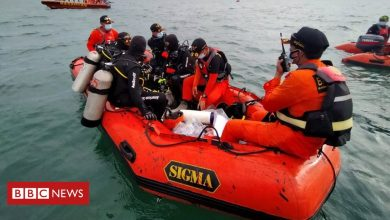 Photo of Sriwijaya Air crash: Indonesia divers search wreckage as black box hunt resumes