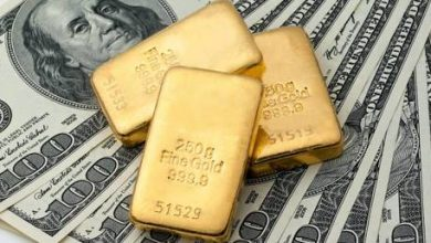 Photo of Share of gold in Russian national reserves beats US dollar holdings for first time ever