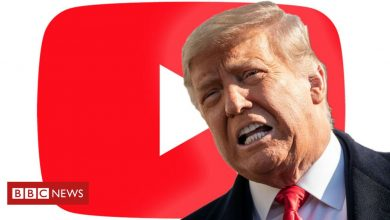 Photo of YouTube suspends Donald Trump's channel