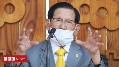 Photo of Shincheonji: Korean sect leader found not guilty of breaking virus law