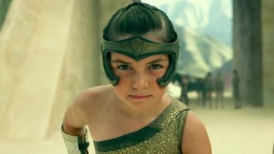 Photo of Wonder Woman 1984: Actress Lilly Aspell reveals how a chance encounter led her to the role