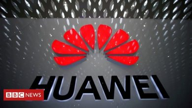 Photo of Huawei patent mentions use of Uighur-spotting tech