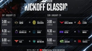 Photo of CDL Kickoff Classic Fan-Voted Matchups Revealed