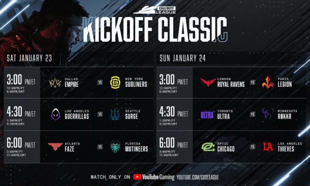 cdl-kickoff-classic-fan-voted-matchups-revealed