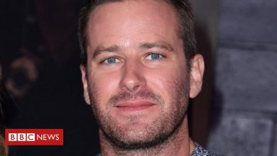 Photo of Armie Hammer: Actor pulls out of film over 'vicious' online abuse