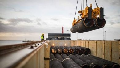 Photo of US threatens sanctions against European firms working on Russia's Nord Stream 2 pipeline