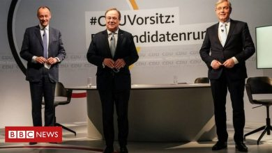 Photo of German chancellor race: The men vying for Merkel's job