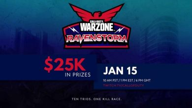 Photo of How To Watch London Royal Ravens Ravenstorm Warzone Tournament