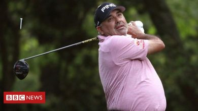 Photo of Champion golfer Ángel Cabrera 'arrested in Brazil' over alleged assault