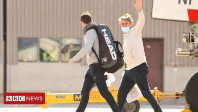 Photo of Covid: Australian Open players frustrated by hotel isolation