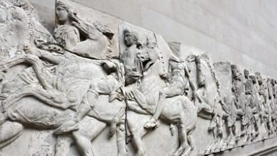 Photo of Fighting for the Parthenon marbles