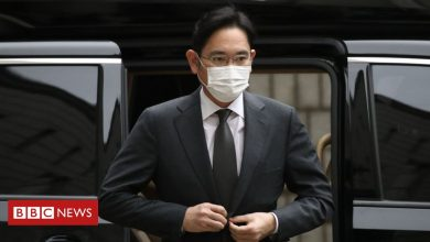 Photo of Lee Jae Yong: Samsung heir gets prison term for bribery scandal