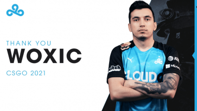 Photo of CS:GO: Cloud9 Parts Ways With Woxic