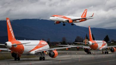 Photo of EasyJet summer bookings jump 250% on hopes of lockdown restrictions easing