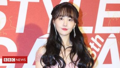 Photo of Prada drops Chinese actress over alleged surrogacy row