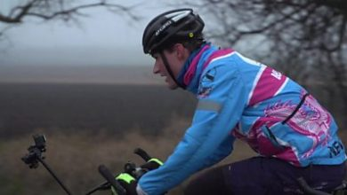 Photo of Luke Grenfell-Shaw: Cycling around the world with cancer