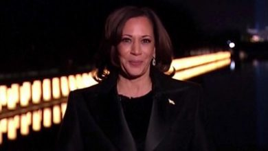 Photo of Kamala Harris: 'Believe in what we can do together'