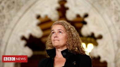 Photo of Julie Payette: Canada governor general quits amid bullying claims