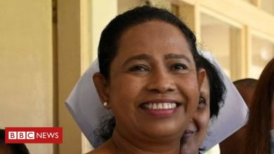 Photo of Sri Lanka Minister who promoted 'Covid syrup' tests positive