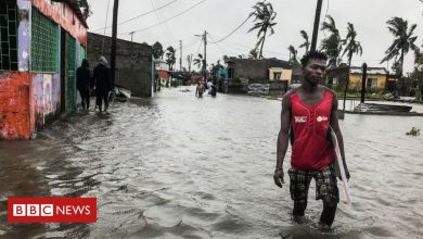 Photo of Cyclone Eloise brings floods to Mozambique's second city Beira