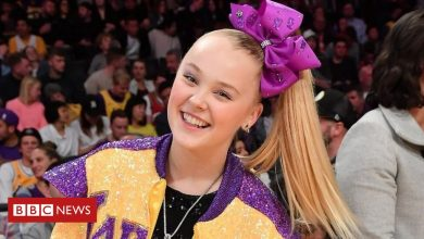 Photo of JoJo Siwa: YouTube star 'never been this happy' after coming out