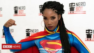 Photo of Krystina Arielle: Star Wars supports High Republic host after racist abuse