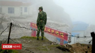 Photo of Sikkim: Chinese and Indian troops 'in new border clash'