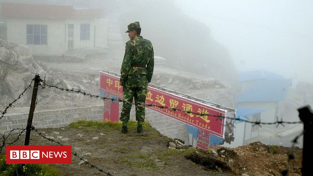 sikkim:-chinese-and-indian-troops-'in-new-border-clash'