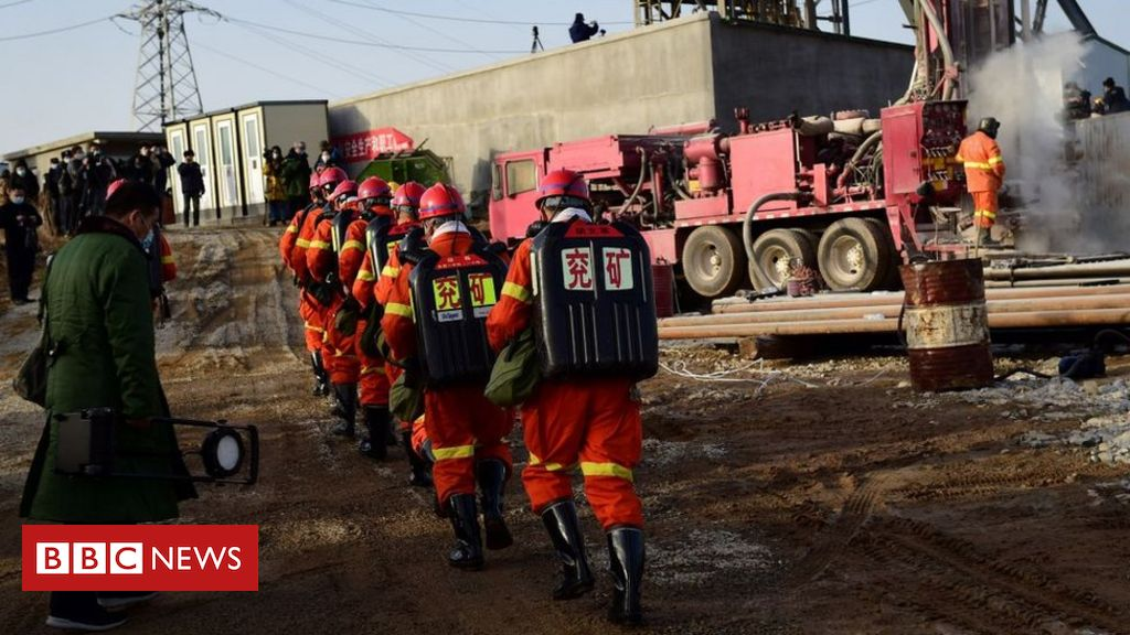 china-mine-rescue:-nine-found-dead-during-rescue-in-shandong-province