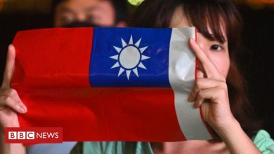 Photo of China warns Taiwan independence 'means war' as US pledges support