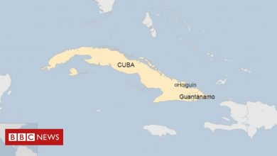 Photo of Cuba helicopter crash: Five dead after aircraft left Holguín