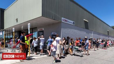 Photo of Covid: Australian city of Perth goes into snap lockdown after guard tests positive
