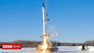 Photo of Groundbreaking biofuel rocket could be 'Uber for space'