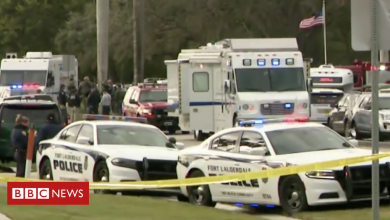 Photo of Two FBI agents shot dead and three hurt during Florida raid