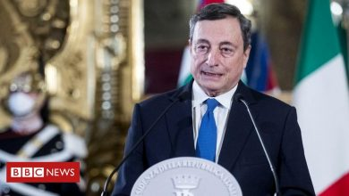 Photo of Draghi asked to form new Italian coalition government