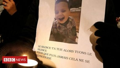 Photo of French couple jailed after boy's fatal beating revealed accidentally in call