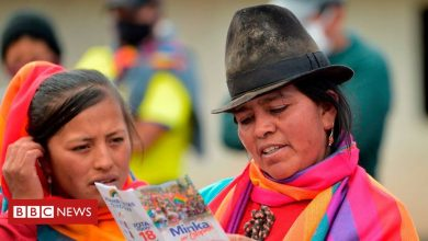 Photo of Ecuadoreans choose president amid economic turmoil