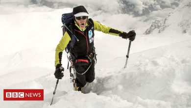 Photo of Carlos Soria: The 81-year-old conquering the world's highest peaks