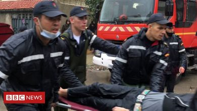 Photo of Morocco: At least 24 dead in Tangier factory flood
