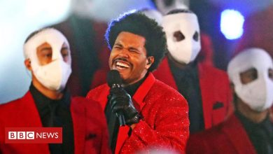 Photo of Super Bowl half-time show: How did The Weeknd do?
