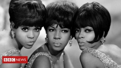 Photo of Mary Wilson – a Motown legend and a style icon
