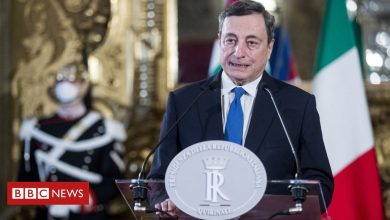Photo of Draghi: Call of duty for Italy's 'Super Mario'