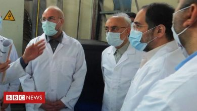 Photo of Iran produces uranium metal in new violation of nuclear deal