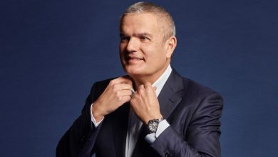 Photo of Interview with Ricardo Guadalupe, CEO of Hublot