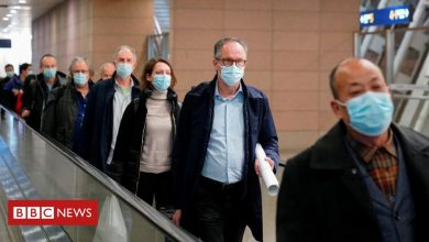 Photo of Covid-19 pandemic: China 'refused to give data' to WHO team
