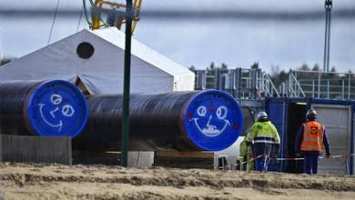 Photo of Swedish lawmaker calls for being tough on Germany over Berlin's commitment to Nord Stream 2 pipeline project
