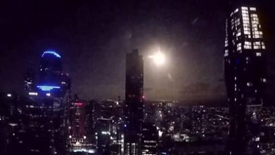 Photo of Meteor lights up Melbourne skies
