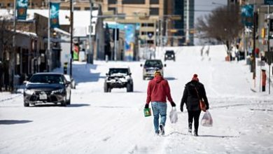 Photo of Winter storm leaves millions without electricity in Texas